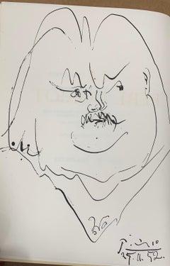 Pablo Picasso, Le Pere Goriot