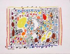 Le Picador II, Pablo Picasso