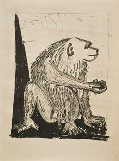 Le Singe (The Monkey) (Bloch 339)