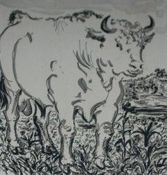 Le Toro Espagnol (The Bull) Bloch 331