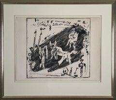 Pablo Picasso, Les Banderilles