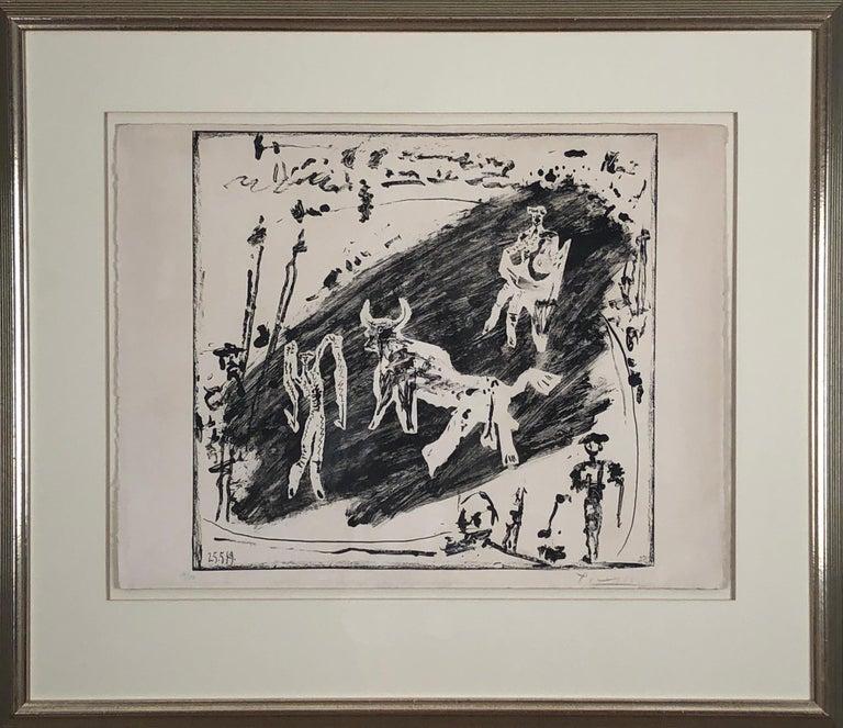 Pablo Picasso, Les Banderilles - Print by Pablo Picasso