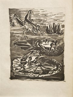 Les Grenouilles (The Frogs) Bloch 357