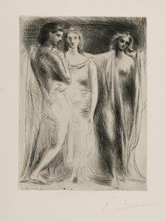 Les Trois Femmes (Bloch 51)
