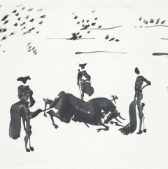 Muerte del Toro (Death of the Bull)