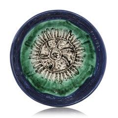 Pablo Picasso Madoura Ceramic Bowl - Oursin Ramié 268