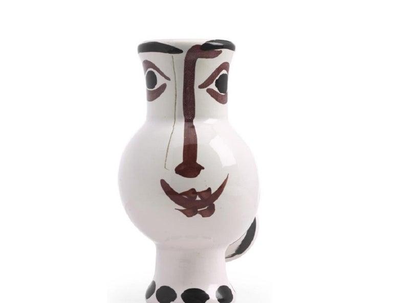 This Picasso ceramic pitcher