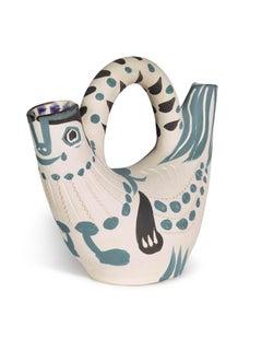 Pablo Picasso Madoura Ceramic Pitcher, 'Pichet Espagnol,' Ramié 244