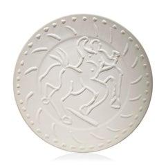 Pablo Picasso Madoura Ceramic Plate - Centaur Ramié 338