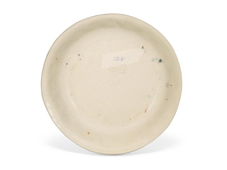 Pablo Picasso Madoura Ceramic Plate 'Joueuer de Flute' Ramié 128 - Abstract Print by Pablo Picasso
