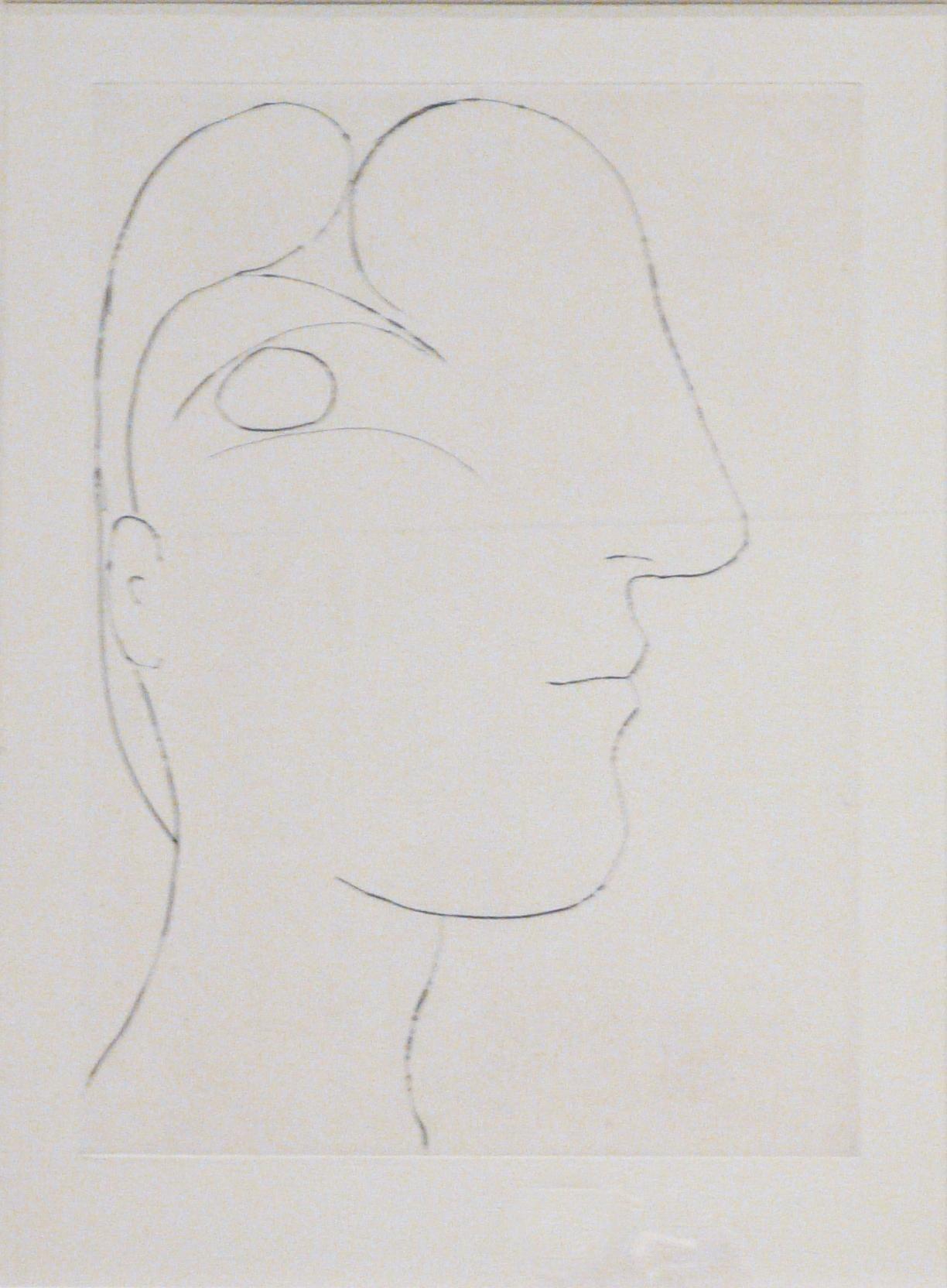 Pablo Picasso: Profil sculptural de Marie-Thérèse