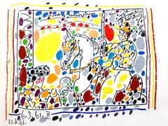 """""""Le Picador II"""" from the book Sabartés"""