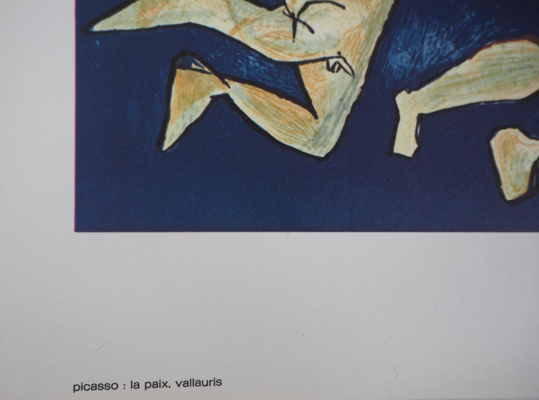 Peace - Offset-lithograph, 1969 For Sale 1