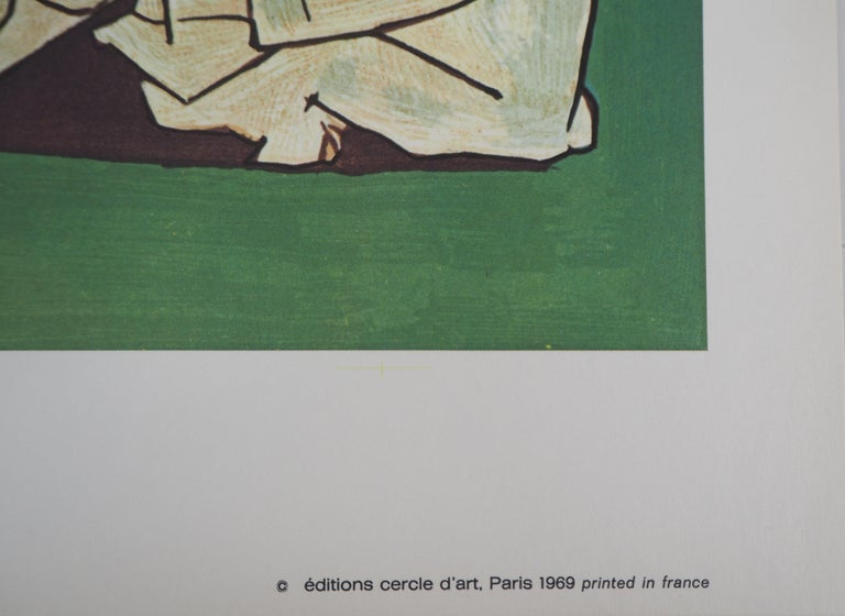 Peace - Offset-lithograph, 1969 For Sale 2
