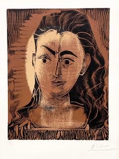 Petite Buste de femme (Small Portrait of a Woman)