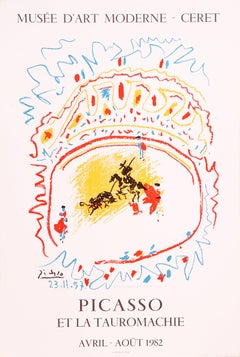 Picasso et le Tauromachie (Picasso and the Bullfighting) by Pablo Picasso