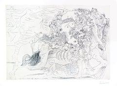 Picasso: Femme Torero, I B1329