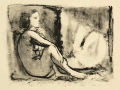 """Picasso"""" Les deux femmes nues M16"""