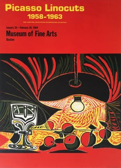 """Picasso Linocuts 1958-1963"""