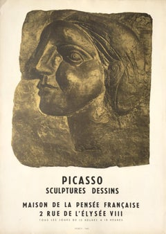 Picasso Sculptures Dessins