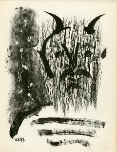 Plate 3, Elegie de Ihpetonga suive de Masques de cendre