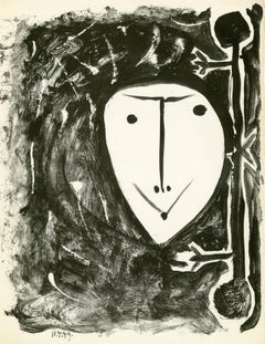 Plate 4, Elegie de Ihpetonga suive de Masques de cendre