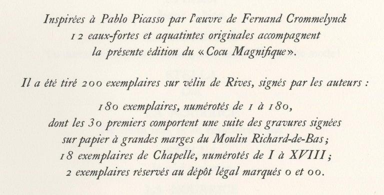 Plate V, Le Cocu Magnifique For Sale 4