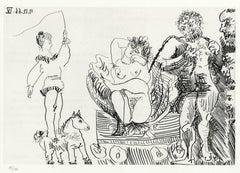 Plate VII, Le Cocu Magnifique