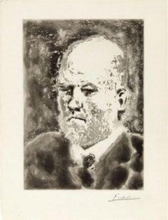 """""""Portrait de Vollard I"""""""