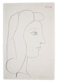 Profil de Femme Bloch 436
