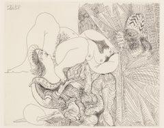 Raphael et La Fornarina