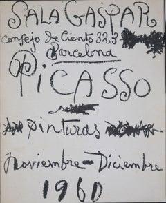 """Sala Gaspar Exhibition Poster"""