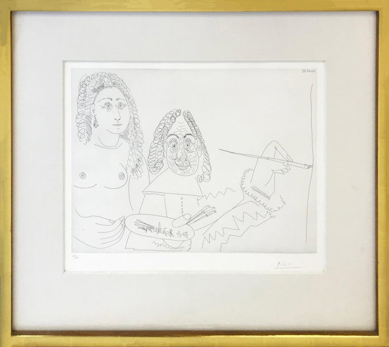 347 SERIES (BLOCH 1502) - Print by Pablo Picasso