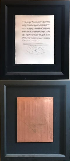The Eye (Plate X), from Carmen