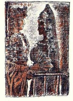 """Torero et Jeune Femme from """"Le Carmen des Carmen"""""""