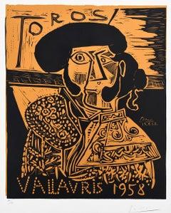 Toros Vallauris (The Matador), 1958