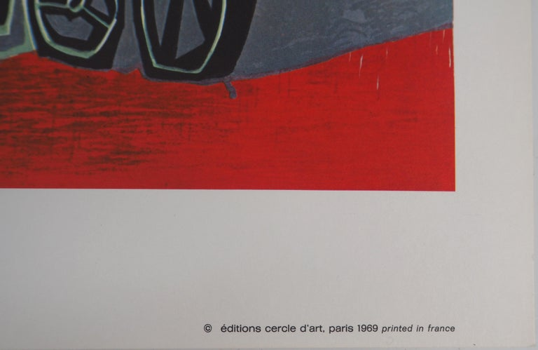 War - Offset-lithograph, 1969 For Sale 1