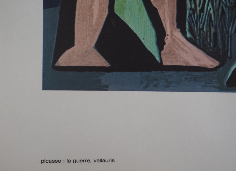 War - Offset-lithograph, 1969 For Sale 2