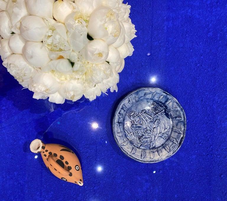Joueur de flûte, Picasso, Limited Edition, Sculpture, Design, 1950's, Ceramic For Sale 1