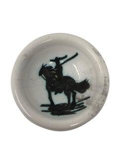 Pablo Picasso Madoura Ceramic Ashtray - Picador, Ramié 176