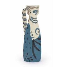 Pablo Picasso Madoura Ceramic Pitcher - 'Femme,' Ramié 301