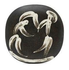 Pablo Picasso Madoura Ceramic Plate 'Danseurs' Ramié 388