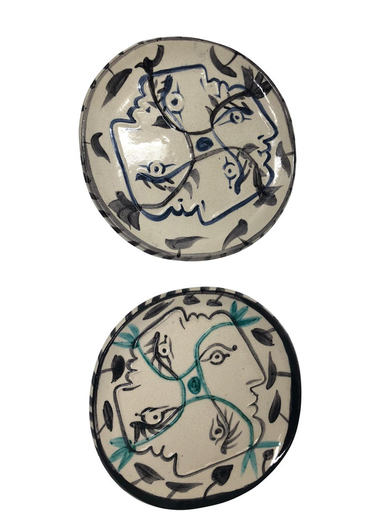 This Picasso ceramic plate