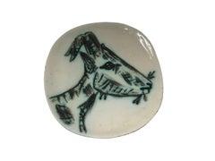 Picasso Madoura Ceramic Plate Variant of Tête de chèvre de profil, Ramié 109