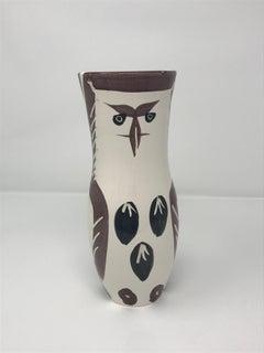Picasso Madoura Ceramic Ramie 135 Chouetton