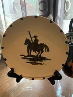 Picasso Madoura Ceramic Ramie 160 Bullfighter