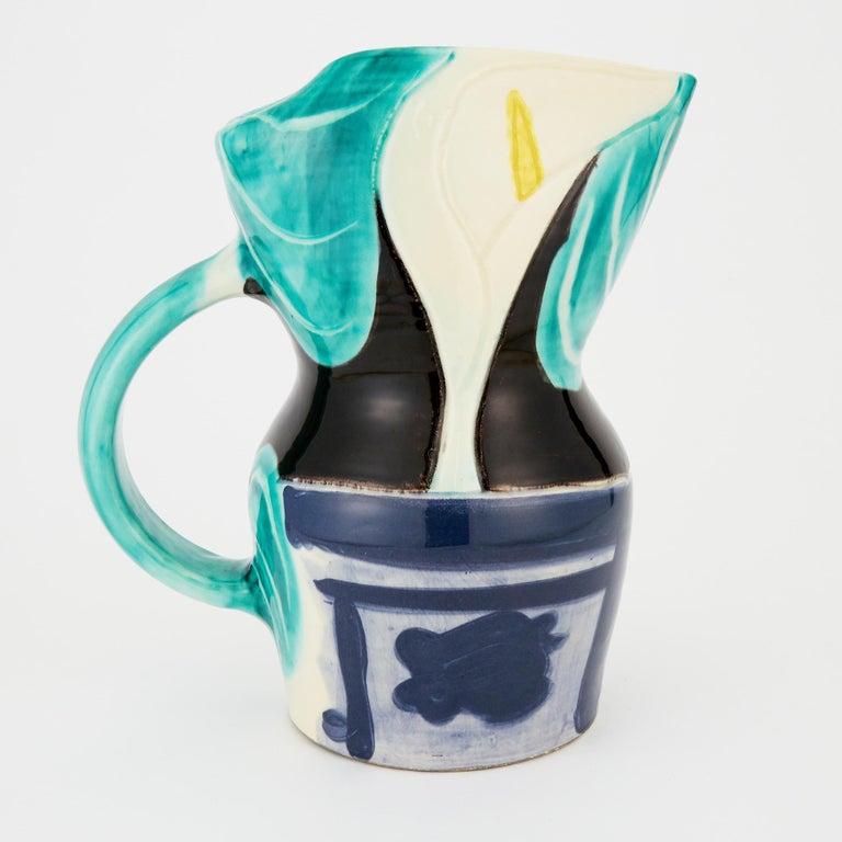 Pichet aux Arômes, Pablo Picasso, Pitcher, Design, Sculpture, 1950's, Ceramic For Sale 1
