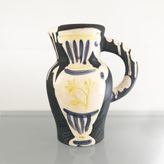 Pitcher with Vase