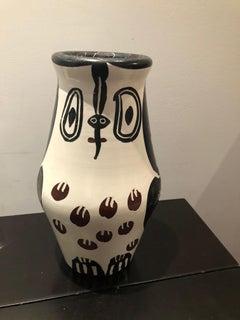 Ramie 123 Picasso Madoura Ceramic