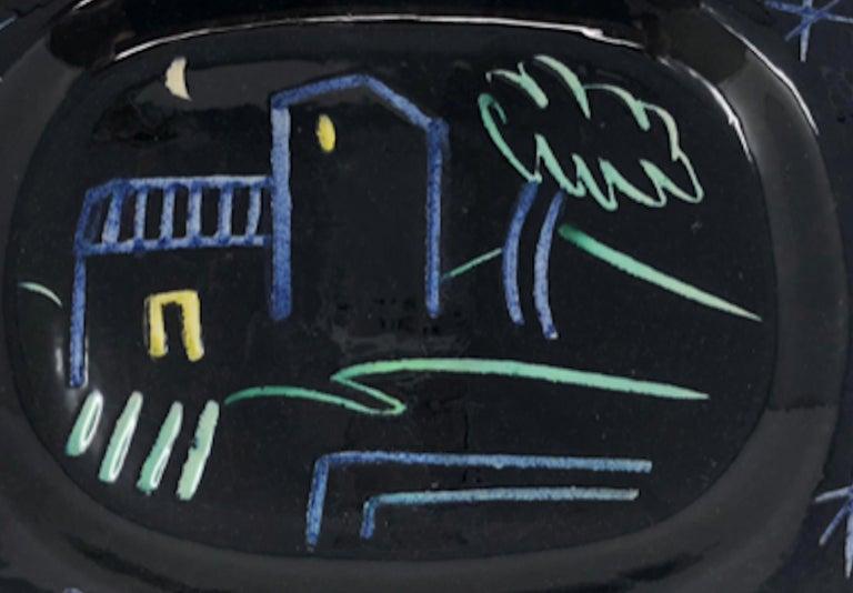 Ramie 204 Picasso Madoura Ceramic  - Print by Pablo Picasso